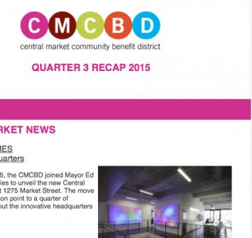 CMCBD Quarterly Recaps
